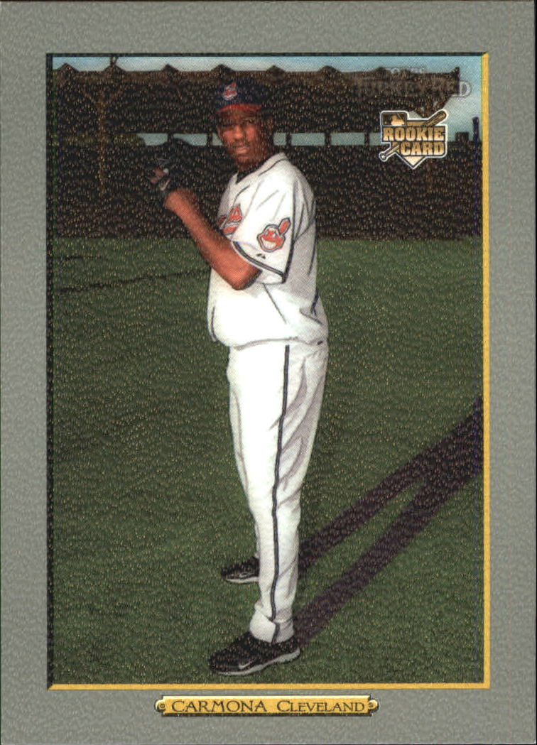 2006 Topps Turkey Red #624 Fausto Carmona (RC)