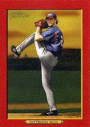 2006 Topps Turkey Red Red #402 John Patterson