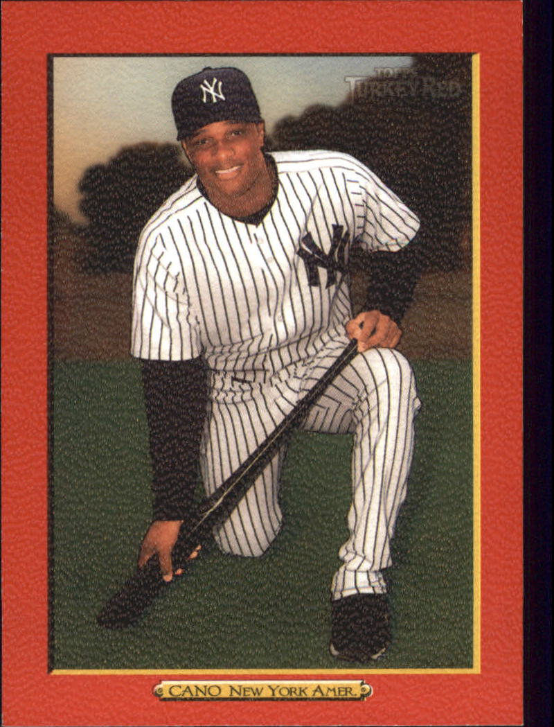 2006 Topps Turkey Red Red #525 Robinson Cano