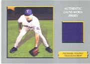 2006 Topps Turkey Red Relics #MY Michael Young Jsy C