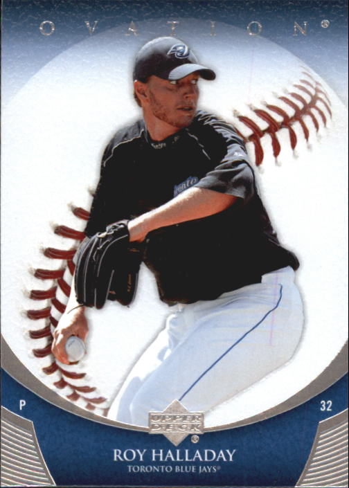 2006 Upper Deck Ovation #11 Roy Halladay