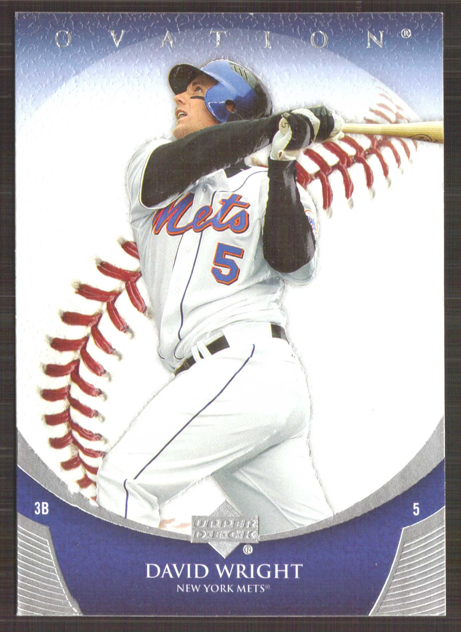 2006 Upper Deck Ovation #42 David Wright