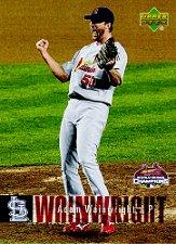 2006 Cardinals Upper Deck World Series Champions #23 Adam Wainwright