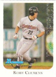 2006 Bowman Originals Prospects #2 Koby Clemens