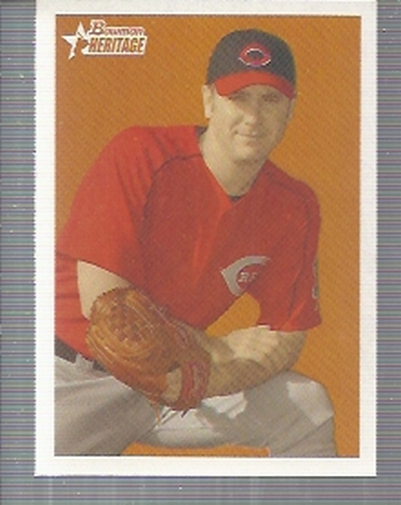 2006 Bowman Heritage Prospects #54 Steve Kelly
