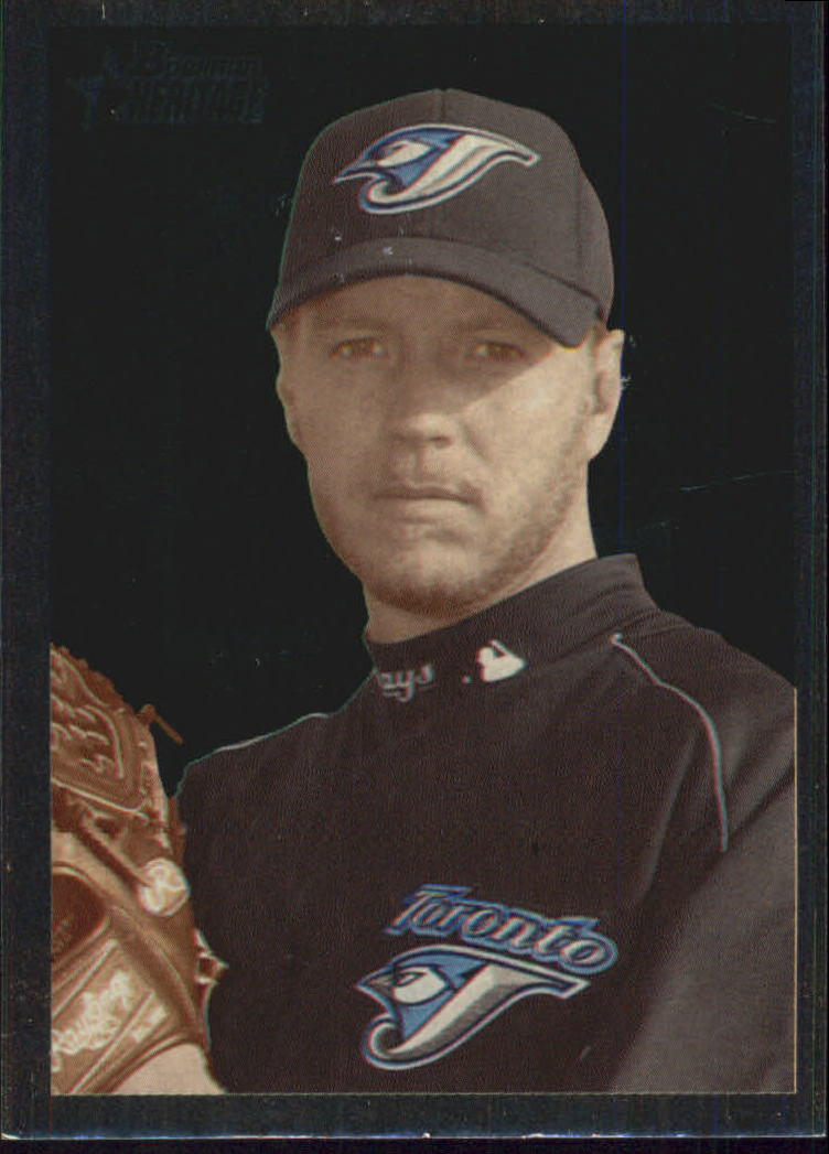 2006 Bowman Heritage Chrome #90 Roy Halladay