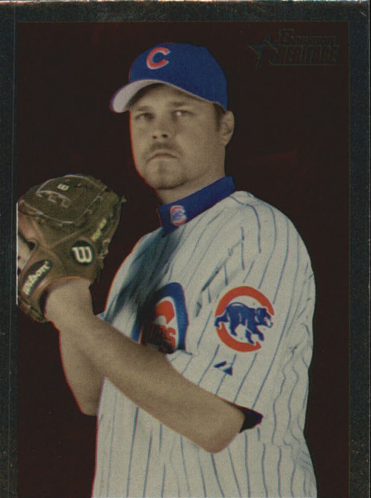 2006 Bowman Heritage Chrome #156 Kerry Wood