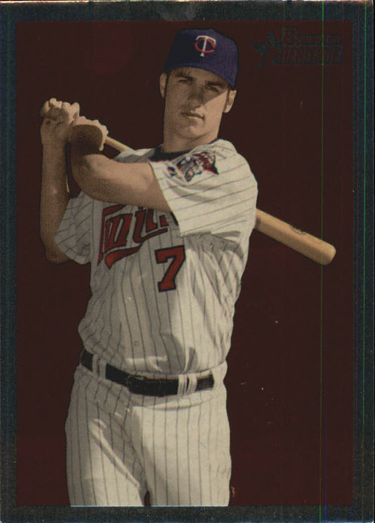 2006 Bowman Heritage Chrome #261 Joe Mauer