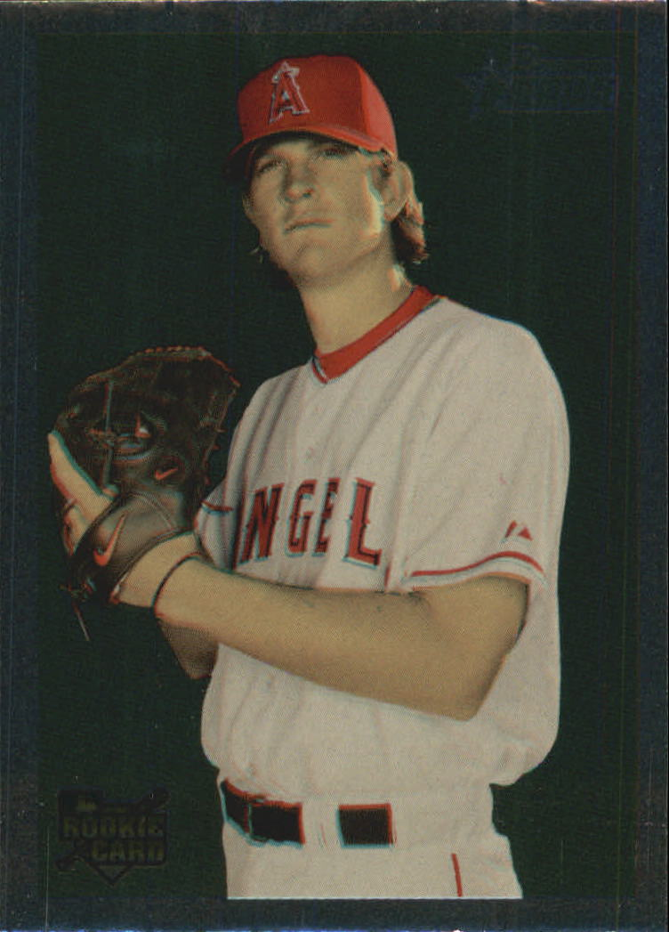2006 Bowman Heritage Chrome #279 Jered Weaver