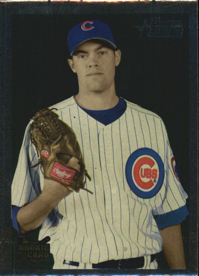 2006 Bowman Heritage Chrome #288 Sean Marshall