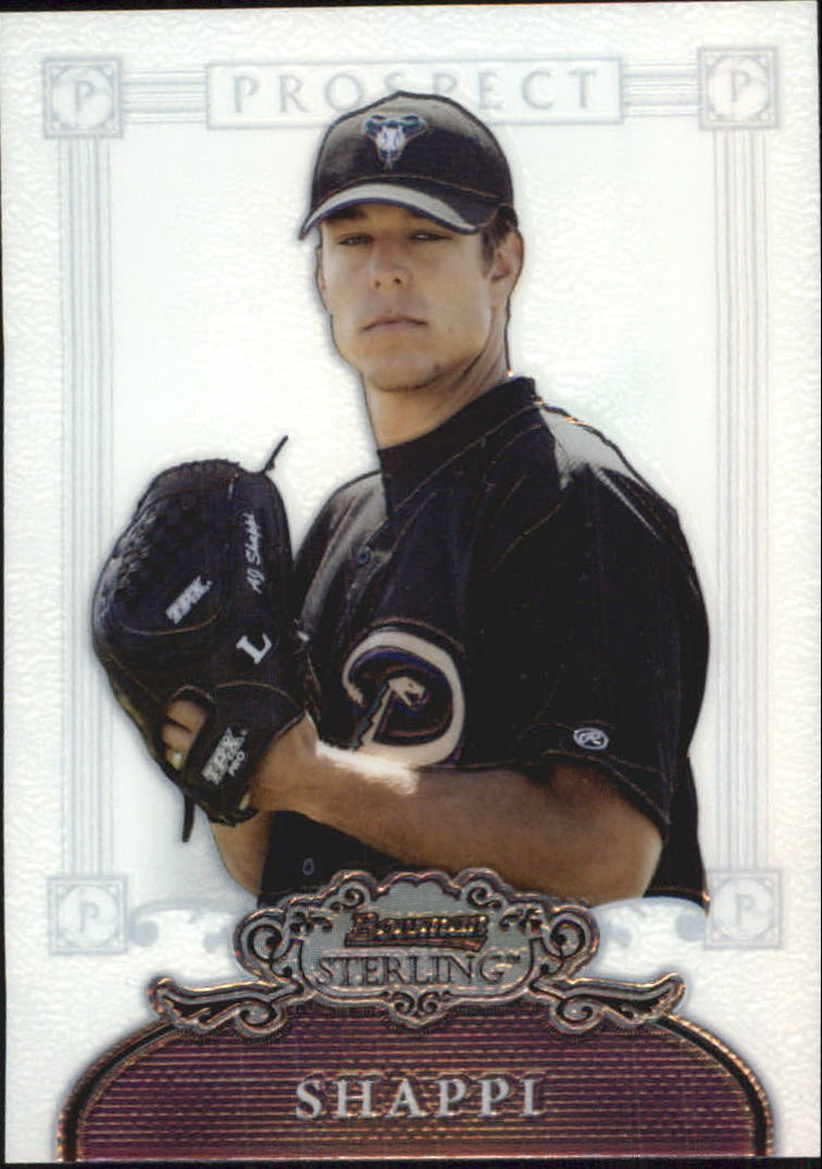 2006 Bowman Sterling Prospects #AS A.J. Shappi
