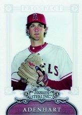 2006 Bowman Sterling Prospects #NA Nick Adenhart