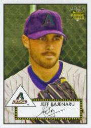 2006 Topps 52 #56 Jeff Bajenaru (RC)