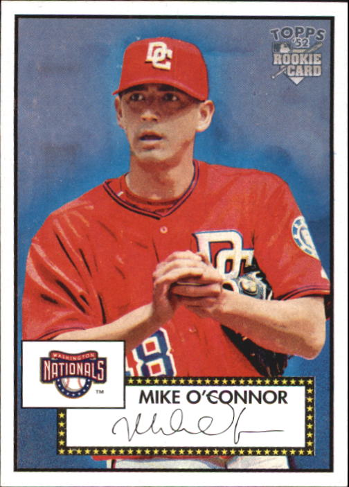 2006 Topps 52 #65 Mike O'Connor RC