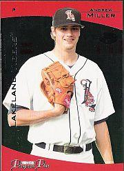 2006 TRISTAR Prospects Plus #1 Andrew Miller PD