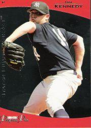 2006 TRISTAR Prospects Plus #7 Ian Kennedy PD