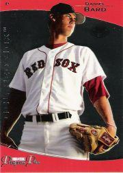 2006 TRISTAR Prospects Plus #16 Daniel Bard PD