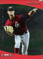 2006 TRISTAR Prospects Plus #19 Kris Johnson PD