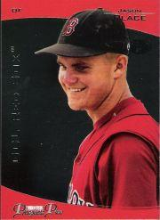 2006 TRISTAR Prospects Plus #21 Jason Place PD