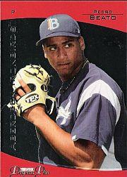 2006 TRISTAR Prospects Plus #23 Pedro Beato PD