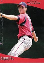 2006 TRISTAR Prospects Plus #36 Colton Willems PD