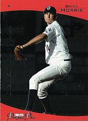 2006 TRISTAR Prospects Plus #44 Bryan Morris PD
