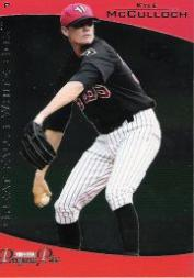 2006 TRISTAR Prospects Plus #47 Kyle McCulloch PD
