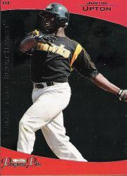 2006 TRISTAR Prospects Plus #48 Justin Upton PD