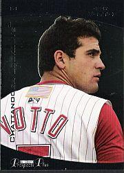 2006 TRISTAR Prospects Plus #60 Joey Votto