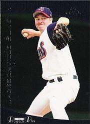 2006 TRISTAR Prospects Plus #80 T.J. Nall