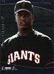 2006 TRISTAR Prospects Plus #82 Angel Villalona