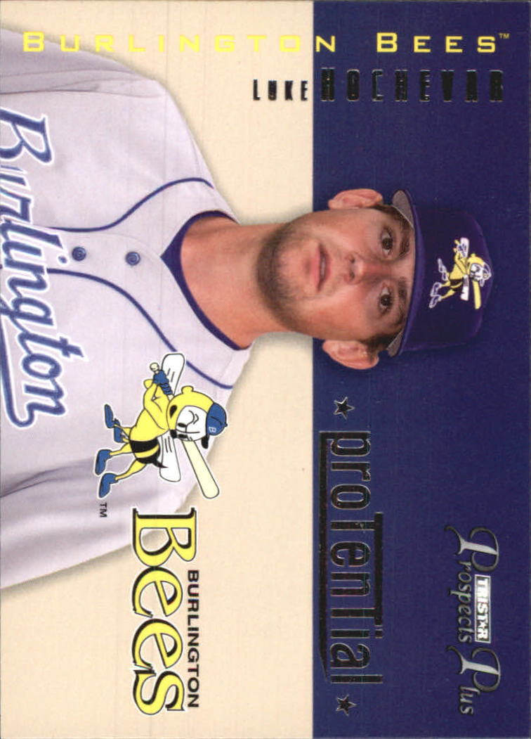 2006 TRISTAR Prospects Plus ProTential #9 Luke Hochevar