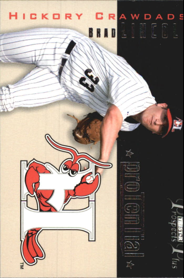 2006 TRISTAR Prospects Plus ProTential #10 Tim Lincecum
