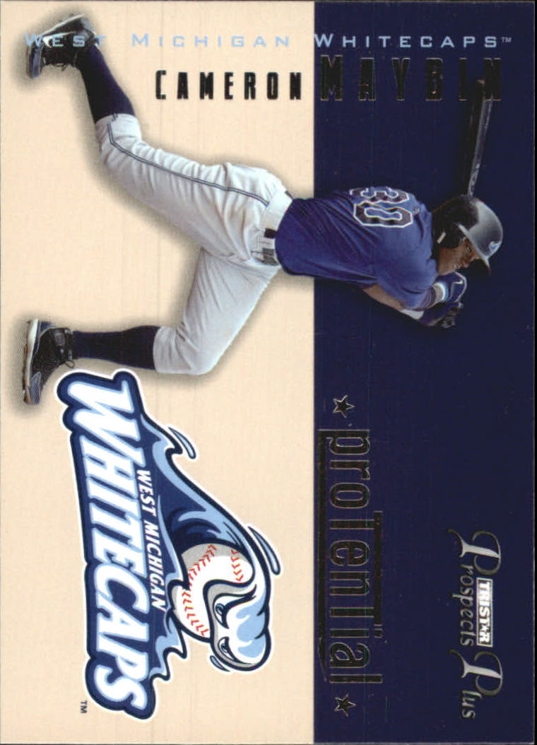 2006 TRISTAR Prospects Plus ProTential #13 Cameron Maybin