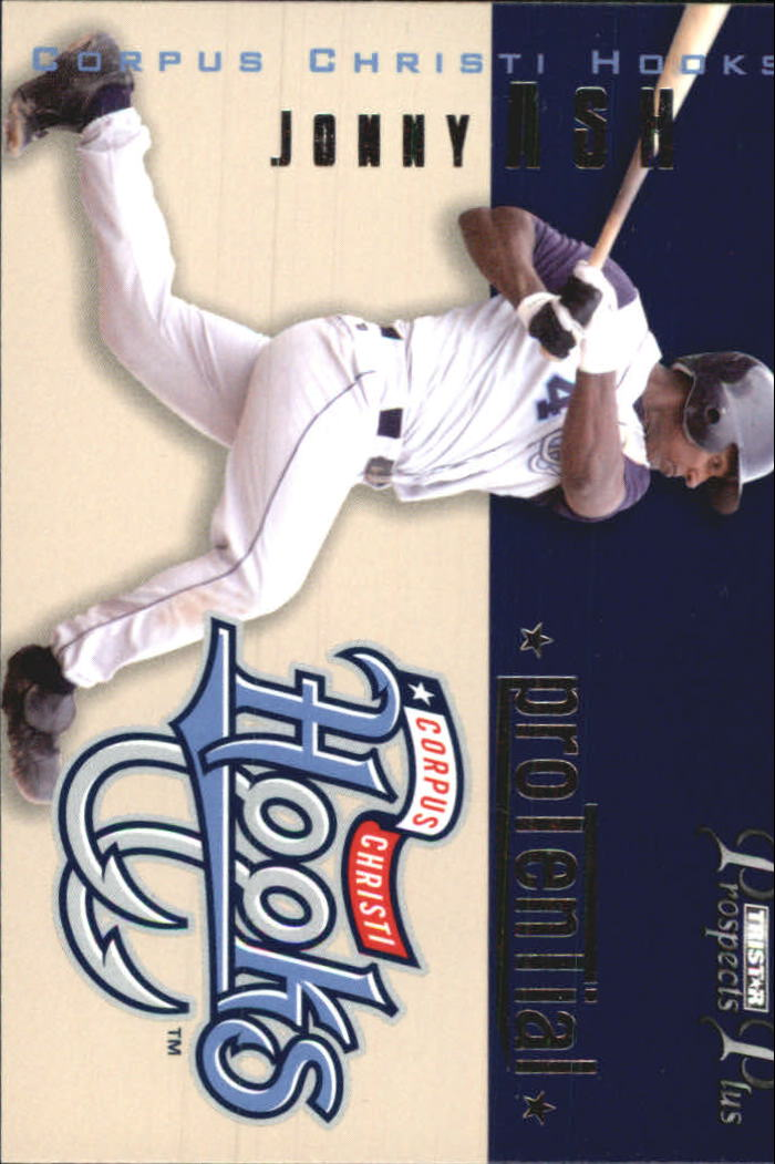 2006 TRISTAR Prospects Plus ProTential #17 Jonny Ash