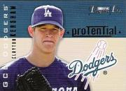 2006 TRISTAR Prospects Plus ProTential #19 Clayton Kershaw