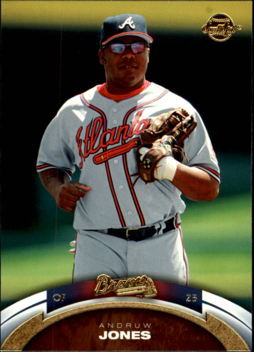 2006 Sweet Spot Update #4 Andruw Jones