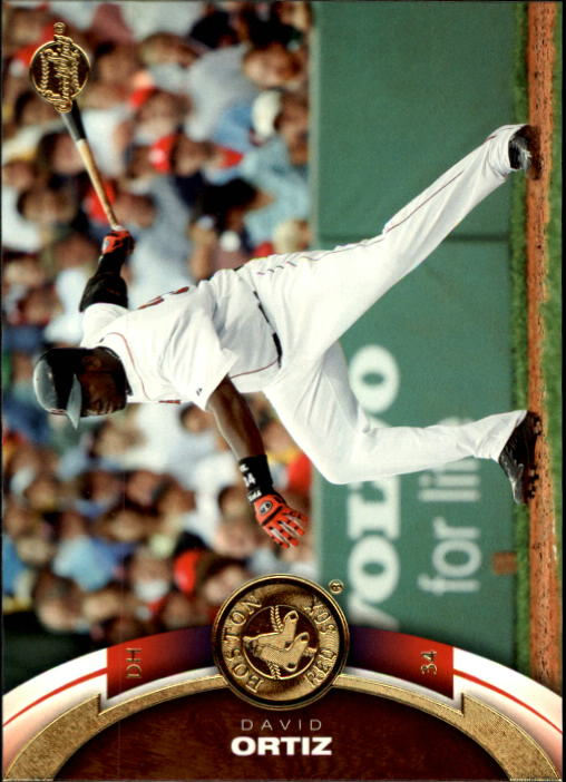 2006 Sweet Spot Update #12 David Ortiz