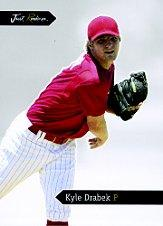2006 Just Rookies #11 Kyle Drabek