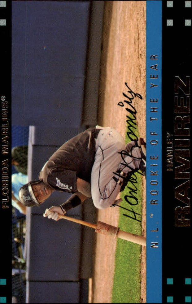 2007 Topps Red Back #324 Hanley Ramirez ROY