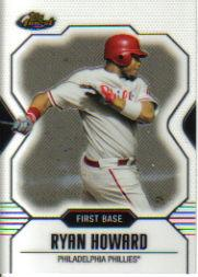 2007 Finest #98 Ryan Howard