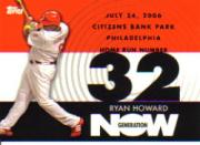 2007 Topps Generation Now #GN32 Ryan Howard