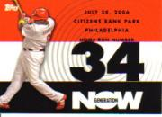 2007 Topps Generation Now #GN34 Ryan Howard