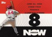 2007 Topps Generation Now #GN110 Mike Napoli