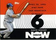 2007 Topps Generation Now #GN152 David Wright