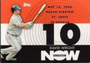 2007 Topps Generation Now #GN156 David Wright