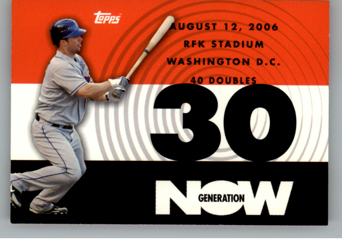 2007 Topps Generation Now #GN176 David Wright