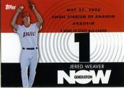 2007 Topps Generation Now #GN187 Jered Weaver