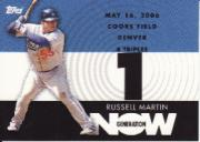 2007 Topps Generation Now #GN279 Russell Martin