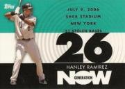 2007 Topps Generation Now #GN324 Hanley Ramirez